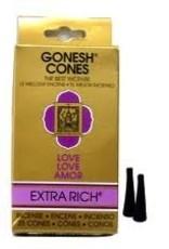 Gonesh Cones Love
