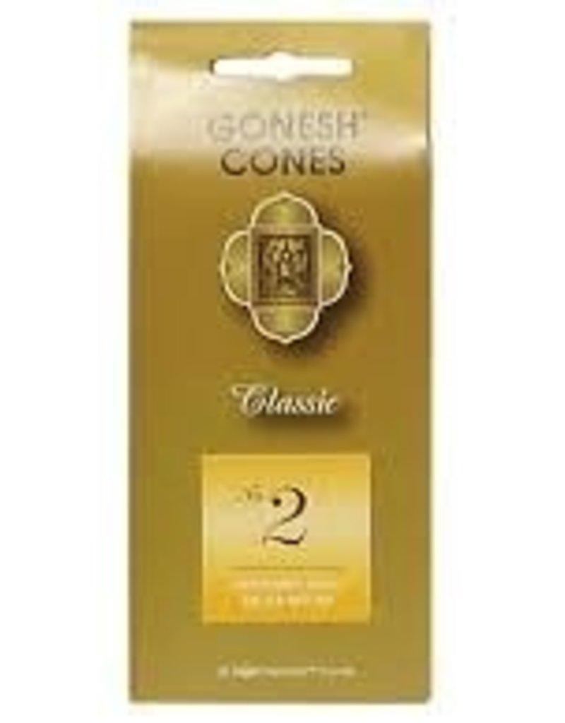 Gonesh Cones No.2