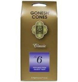 Gonesh Cones No.6,