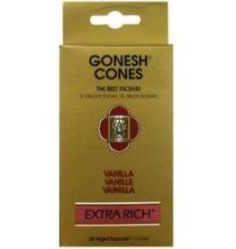Gonesh Cones Vanilla