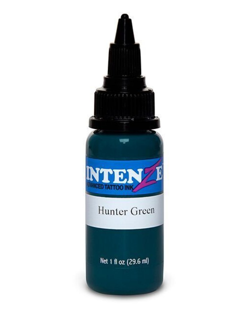Intenze Intenze Ink- Hunter Green 1/2 Oz.
