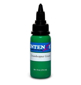 Intenze Intenze Ink- Grasshopper 1/2 Oz.