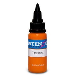 Intenze Intenze Ink- Tangerine 1/2 Oz.