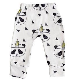 Bailey's Blossoms Modern Panda Harem Pants