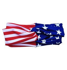 Stars & Stripes Headwrap