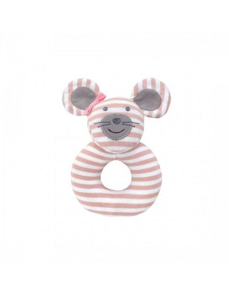Ballerina Mouse Rattle