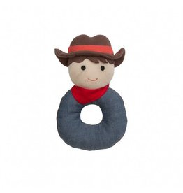 Apple Park Barnyard Billy Rattle
