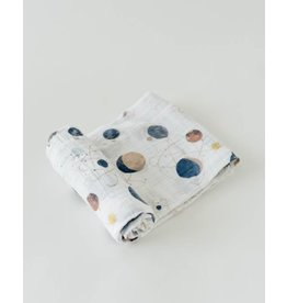 Cotton Swaddle - Planetary