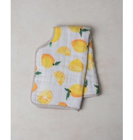 Burp Cloth - Lemon