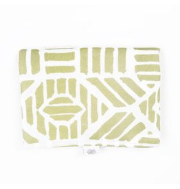 Logan + Lenora Simple Change Pad - Gold Tribal