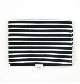 Logan + Lenora Simple Change Pad - Audrey Stripe