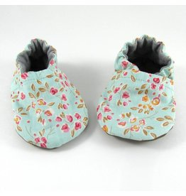 Cabooties Cabooties - Mint Floral