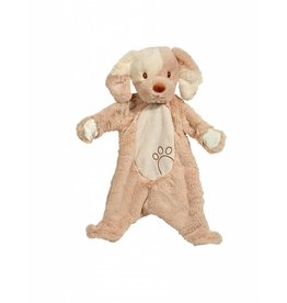 Douglas Toy Tan Puppy Sshlumpie