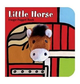 Chronicle Books Little Horse: Finger Puppet Book