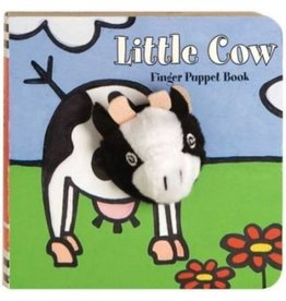 Chronicle Books Little Cow: Finger Puppet Book