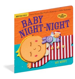 Workman Publishing Indestructibles: Baby Night-Night