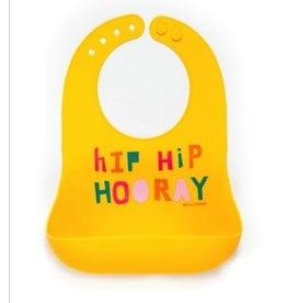 Bella Tunno Wonder Bib - Hip Hip Hooray