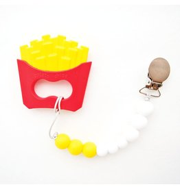 Loulou Lollipop French Fry Silicone Teether