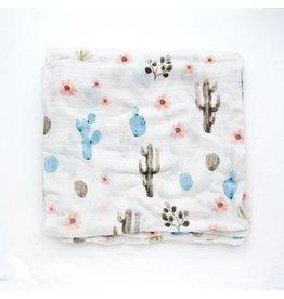Loulou Lollipop Cactus Swaddle