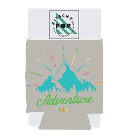 Kitschy POP Adventure Koozie