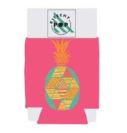 Kitschy POP Pineapple Koozie