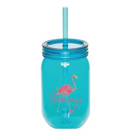 Kitschy POP Flamingo Tumbler