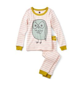 Tea Collection Tawny Owl Pajamas