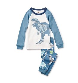 Tea Collection Middle Jurassic Pajamas