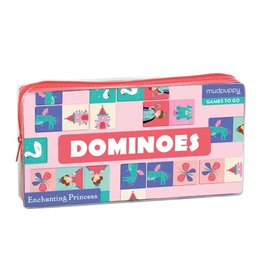 Enchanting Princess Dominoes
