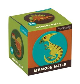 Mudpuppy Mighty Dino Memory Match