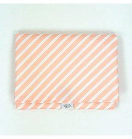 Simple Change Pad - Blush Stripe