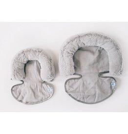 2-Piece Head Support - Grey