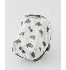 Car Seat Canopy - Bison
