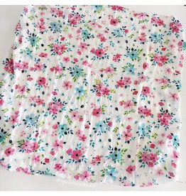 Loulou Lollipop Bamboo Swaddle, Spring Bloom