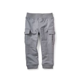 Tea Collection French Terry Playwear Pants - Thunder