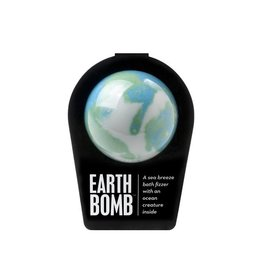 Earth Bomb Bath Fizzer