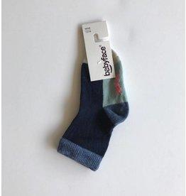 Baby Boy Socks - Navy