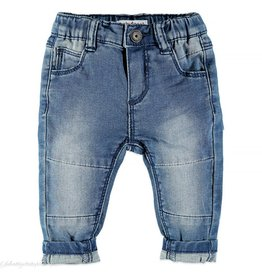 Baby Boys Jogger Denim - Medium Blue