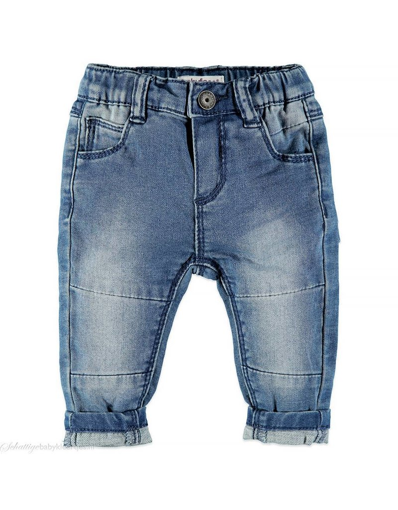 Baby Boys Jogger Denim - Medium Blue