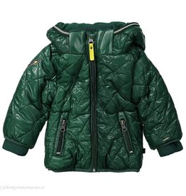 Boys Puffer Jacket Green