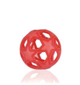 Hevea Star Ball - Raspberry