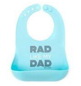 Wonder Bib - Rad Like Dad