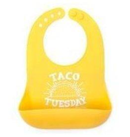 Bella Tunno Wonder Bib - Taco Tuesday