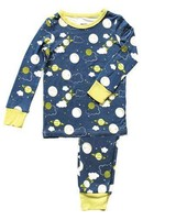 Silkberry Baby Bamboo Pajama Set Blue Galaxy Space
