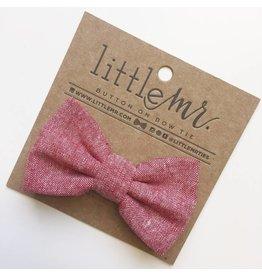 Red Bow Tie - Medium (2-4y)