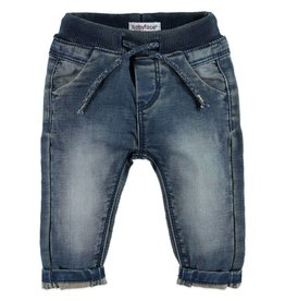 Babyface Baby Boys Jogger Denim - Dark Denim