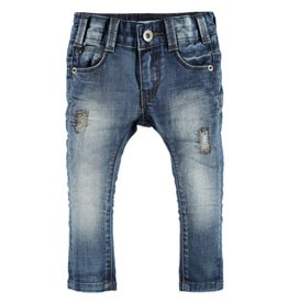 Boys Jeans - Slim Fit Dirty Denim