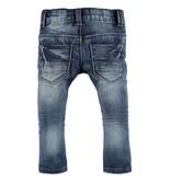 Boys Jeans - Slim Fit Dirty Denim