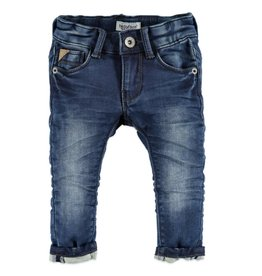 Boys Jogger Jeans - Slim Fit Dark Denim