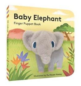 Chronicle Books Baby Elephant: Finger Puppet Book